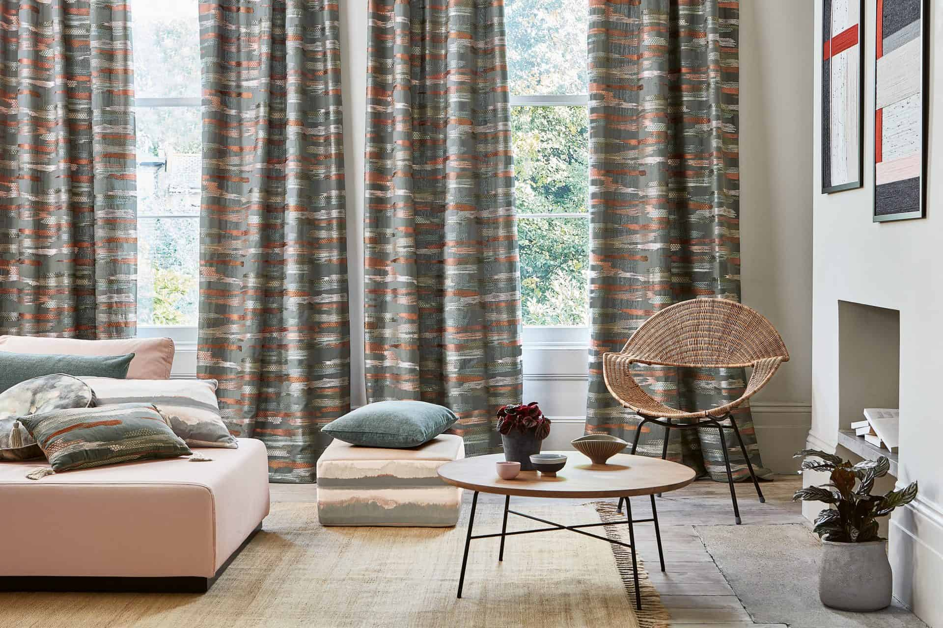 Benefits to Having Summer & Winter Curtains
